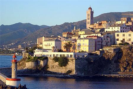 Bastia au lever du soleil bastia haute corse corse - Office du tourisme bastia haute corse ...