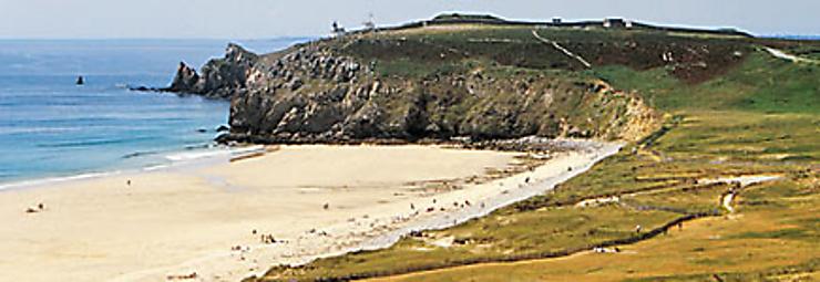 Finistère : sur la presqu'île de Crozon