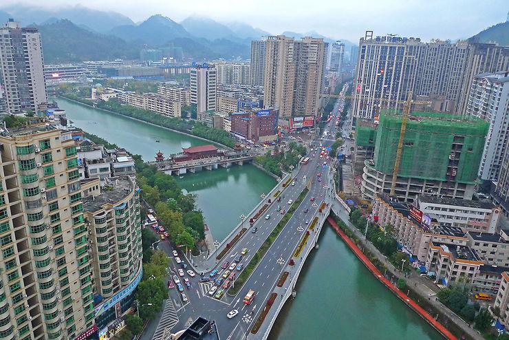 Guiyang, la capitale du Guizhou