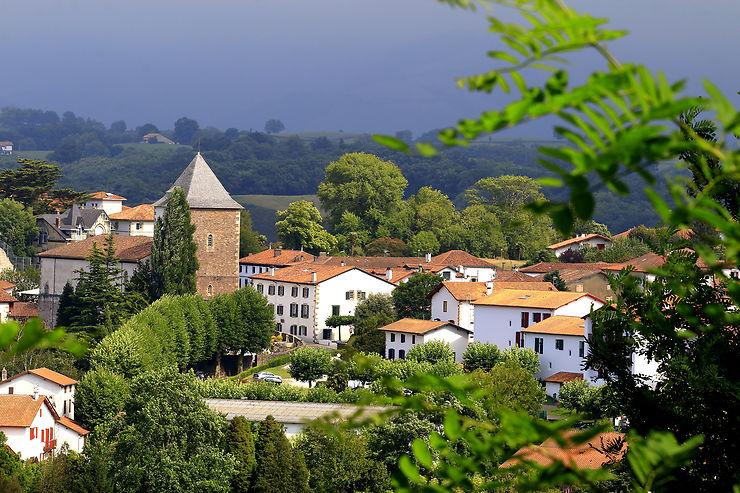 Le Pays basque, de l'intérieur