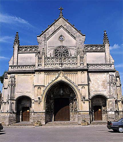 Eglise Notre-Dame, Doullens