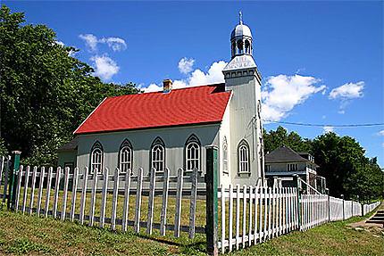 Chapelle de Grosse-Île