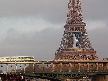 Metro de Paris
