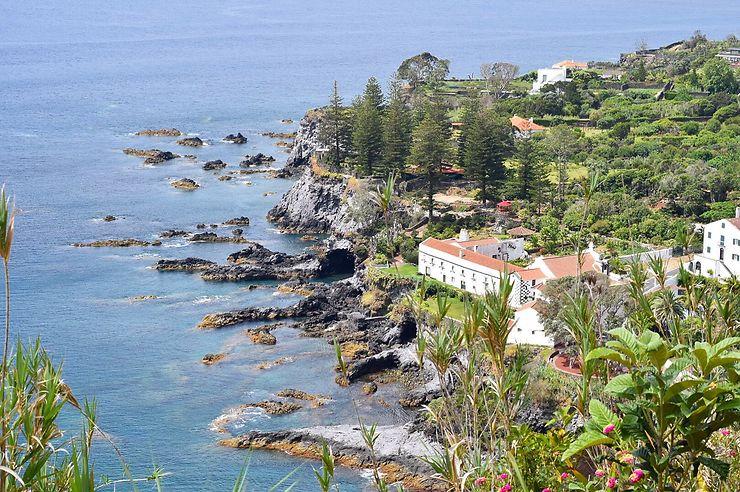 Tour de Sao Miguel aux Açores - juin 2018