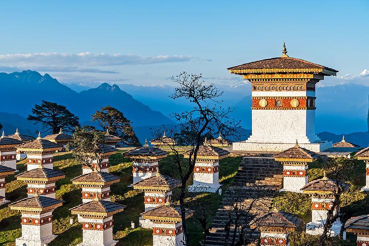 Le phallus, un culte au Bhoutan