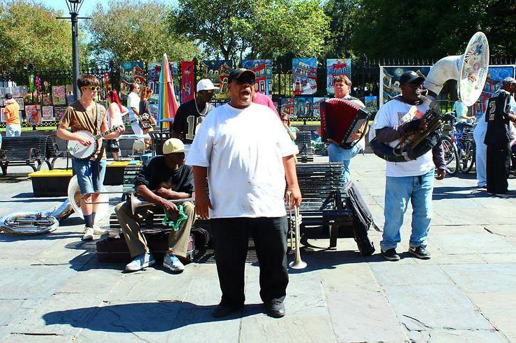 La Nouvelle-Orléans, à la croisée du blues et du jazz