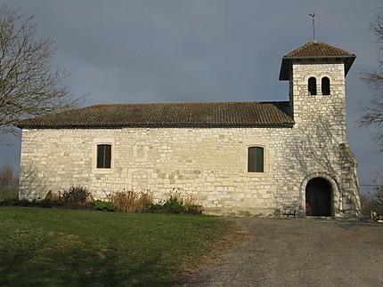 Eglise de Lapenche