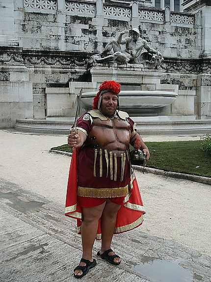 Rome - Obélix le légionnaire