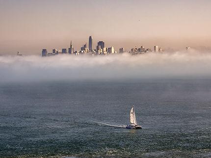 Echappé du Brouillard