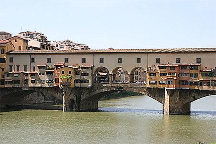 Le Ponte Vecchio-Firenze