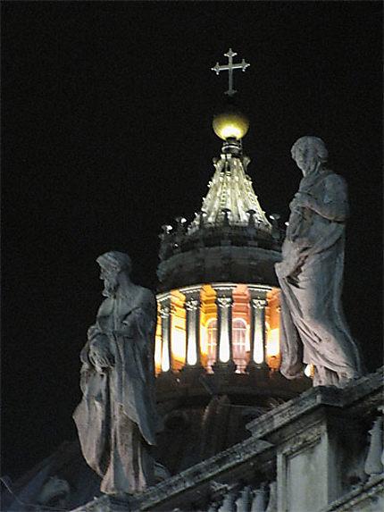 La nuit de Noël au Vatican