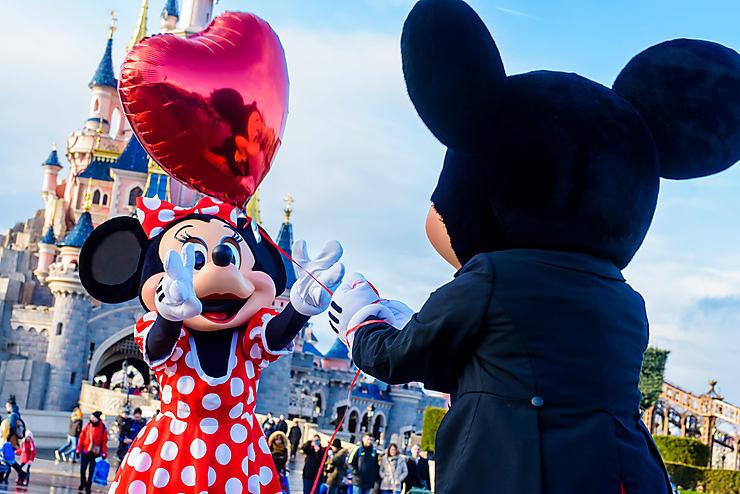 Disneyland Paris (Marne-la-Vallée, Seine-et-Marne)