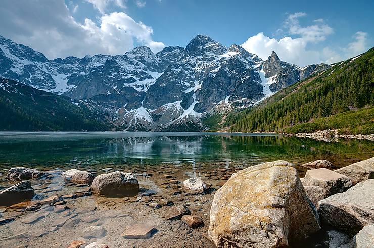 Parc national des Tatras  (Pologne)