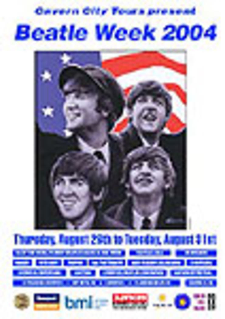 La Semaine internationale des Beatles à Liverpool