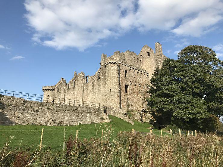 Craigmillar Castle, Édimbourg, Écosse