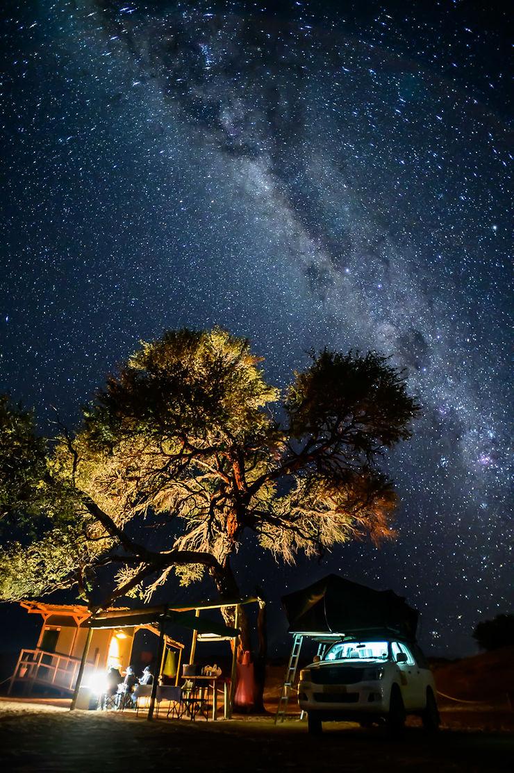 Ciel d'Afrique Australe, NambiRand Nature Reserve