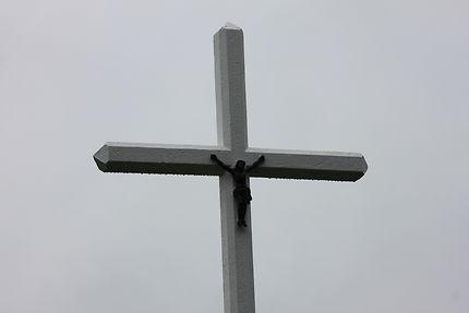 La croix du ciel à Bertrix