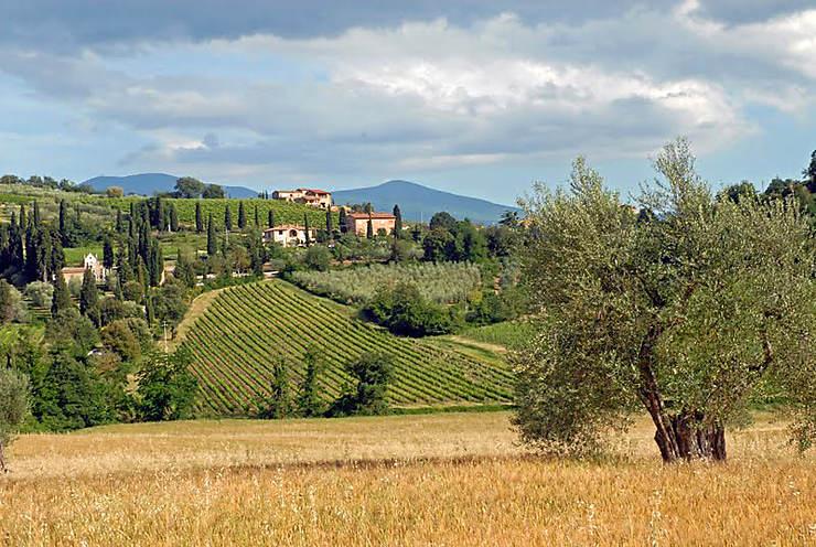 La Toscane, en terre de Sienne