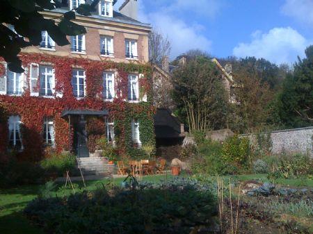 Chambres Du0027hôtes Les Courlis : Saint Valery En Caux : Seine Maritime :  Normandie : Avis Hotel   Routard.com