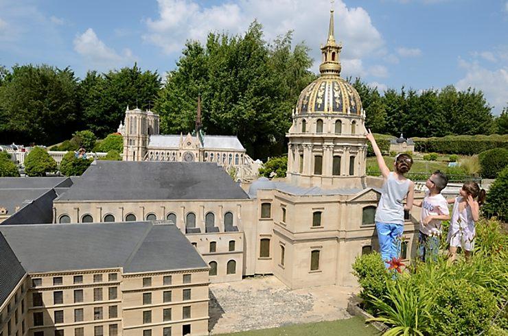 France miniature (Élancourt, Yvelines)
