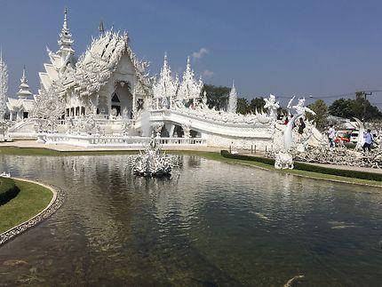 Éclatante pureté à Chiang Rai