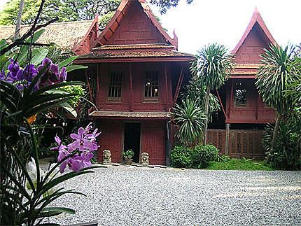 Jim Thomson's house