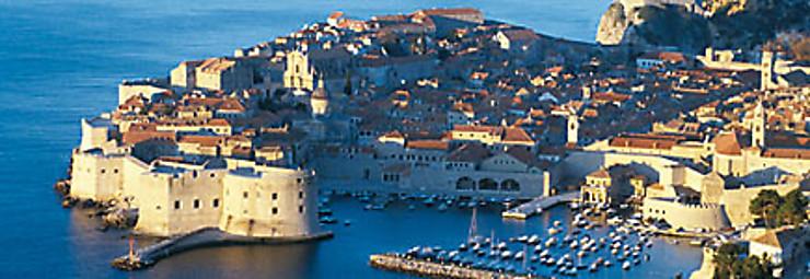 Escapade romantique à Dubrovnik