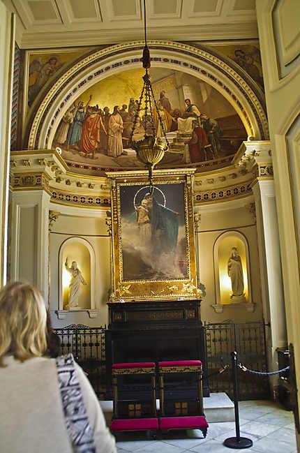 La chapelle de Sissi