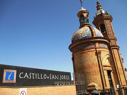 Castillo San Jorge à Séville