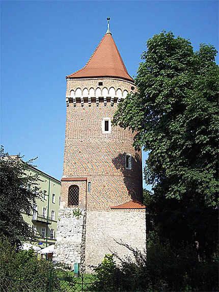 Une tour de défense