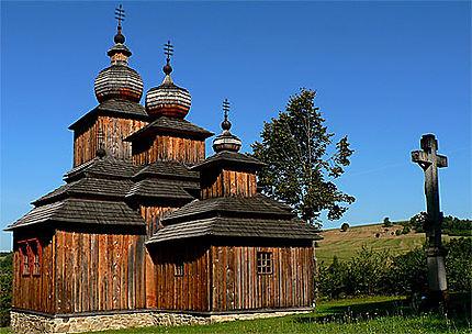 Eglise en bois