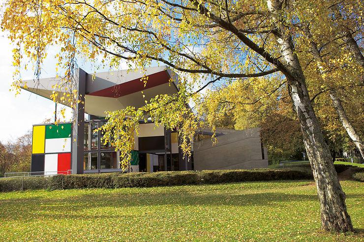 Suisse - Réouverture du Pavillon Le Corbusier à Zurich