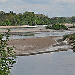 La Loire à Pouilly-sur-Loire