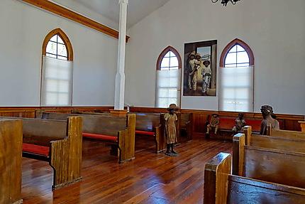 La chapelle de whitney plantation