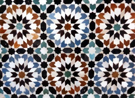 zellige marocain marrakech maroc. Black Bedroom Furniture Sets. Home Design Ideas