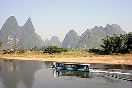 Balade fluviale
