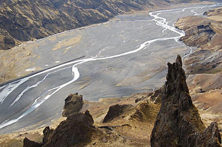 L'Islande, un livre de géologie à ciel ouvert