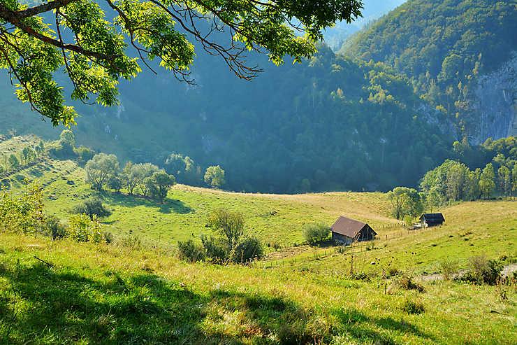 Monts Apuseni et Transylvanie (Roumanie)