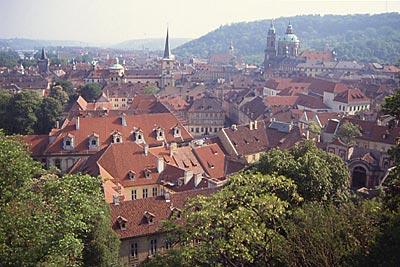 À Prague, sur les traces de Chatwin