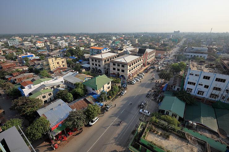 Mandalay, une « ville jeune »