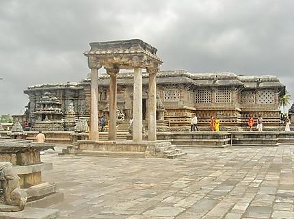 Chennakeshava à Belur