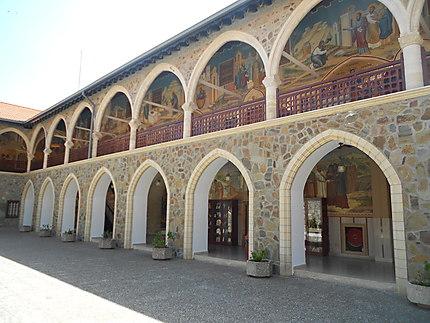 Le monastère de Kikkos