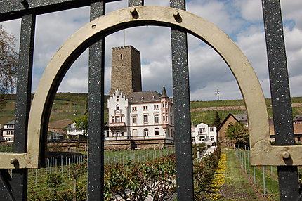 Le château Boosenburg
