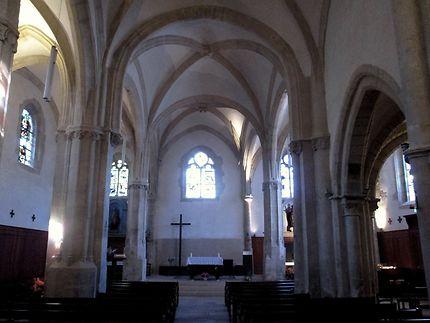 Église Saint Germain de Charonne