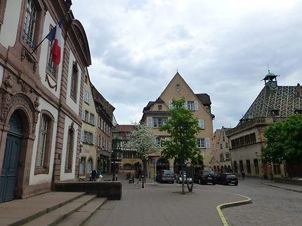 Place dans Colmar