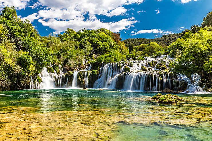 Parcs nationaux de Plitvice et Krka