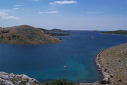 Au coeur de l'archipel des Kornati