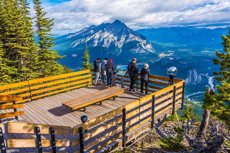 Banff, ça coule de source…