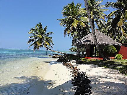 Carte Ile Aux Nattes Madagascar.L Ile Aux Nattes Des Paysages De Carte Postale Plages