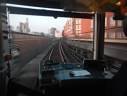 Dans le S-Bahn